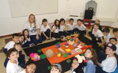 LEARNING ABOUT FOOD – 2º GRADE