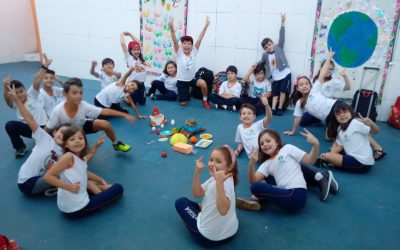 Learning about food – 2º ano